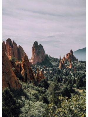 Pic rocheux Mexique